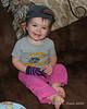 2020.01.05<br> Looking pretty cute wearing Mommy's hat