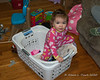 2020.01.11<br> Madison doing her part to help with the laundry