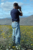 Larry at Anza Borrego<br /> Photo by Bob Story