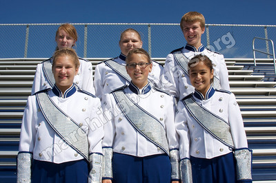 Marching Band Sections 2008