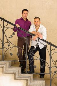 Mario und Markus 2013