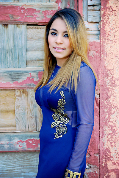 Marisol Aranda Senior Portraits