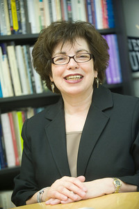 Dean of Academic Affairs at Westfield State University, Marsha Marotta