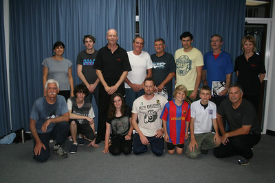 July 2010 Self Defence Course Number 2, Noosa Leisure Centre, Noosaville, Queensland.