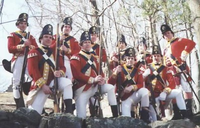 Jeff Martin His Majesty's 10th Regiment of Foot 4-1995