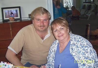 auntie Dottie & Will 12-11
