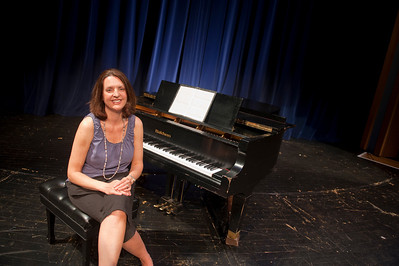 Mary Bonacci, Faculty member of the Music Department at Westfield State University