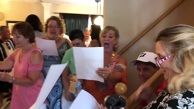 Mary's and Wally's 50th Wedding Anniversary Celibration Video