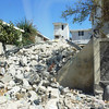 Rubble everywhere – Port au Prince