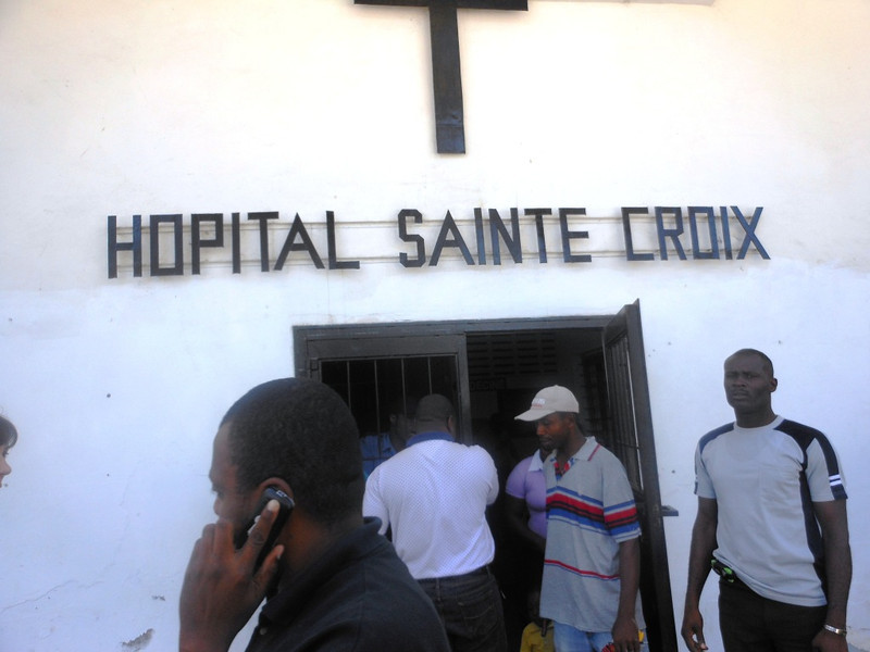 Hospital – St. Croix  Started by Episcopal Church nearly 100 years ago and now co-operated by Episcopal Church and Presbyterian Church.<br /> Darbonne