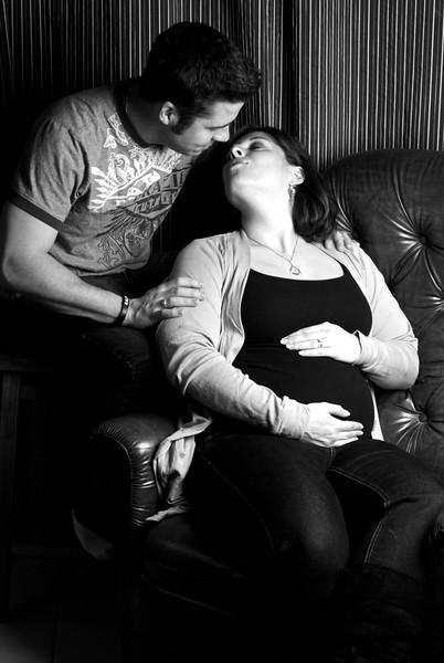 Sandra and Ryan Silvia maternity portraits.