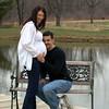 Melody & Andy at the Lake