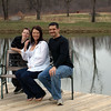 Raiden, Melody & Andy at the Lake