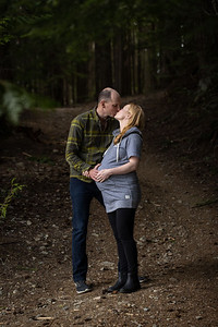 Portraits Eileen and Jeremy Maternity