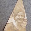 Triangle Female Portrait (05100)