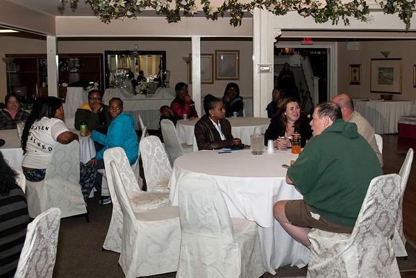 Mayor's Meeting with Bridgeton Villas Residents