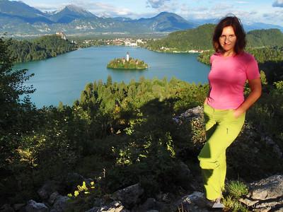 Lake Bled, September 2010