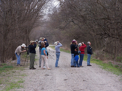 Meadow Preserve - People on Past Bird Walks