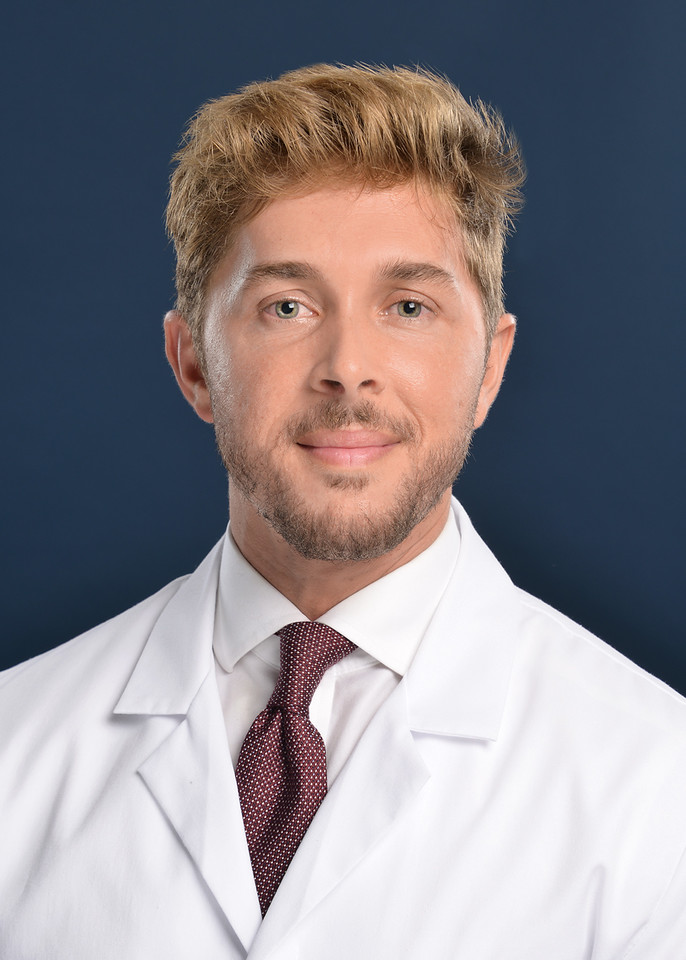 Matthew Carey, DO - Chief Resident