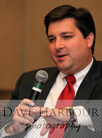 6-8-12, Charlotte, N.C. CEA Meeting. NC Senator David Rouzer