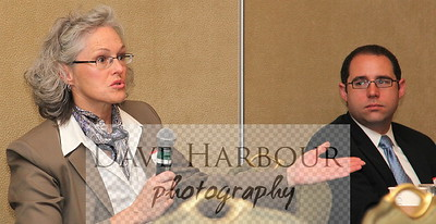 6-8-12, Charlotte, N.C. CEA Meeting.   Cheri Collins (Southern Company), Michael Zehr, Dave Harbour Photo