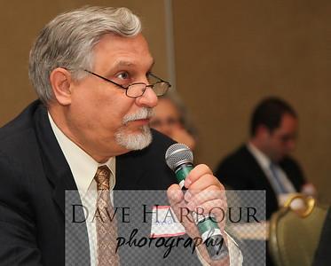 6-8-12, Charlotte, N.C. CEA Meeting.  David Schnare (Thomas Jefferson Institute), Dave Harbour Photo
