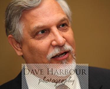 6-8-12, Charlotte, N.C. CEA Meeting.  David Schnare - (Thomas Jefferson Institute), Dave Harbour Photo