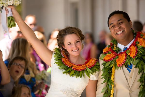 Megan Caulk wedding