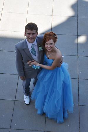 Megan and Brenden