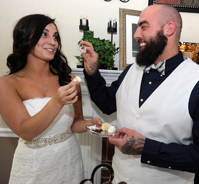 Megan and Joey  Leccese celebrate their Wedding.<br /> GWINN DAVIS PHOTOS<br /> gwinndavisphotos.com (website)<br /> (864) 915-0411 (cell)<br /> gwinndavis@gmail.com  (e-mail) <br /> Gwinn Davis (FaceBook)
