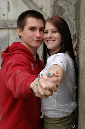 Meghan and Austin