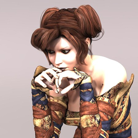 Melancholy Jane