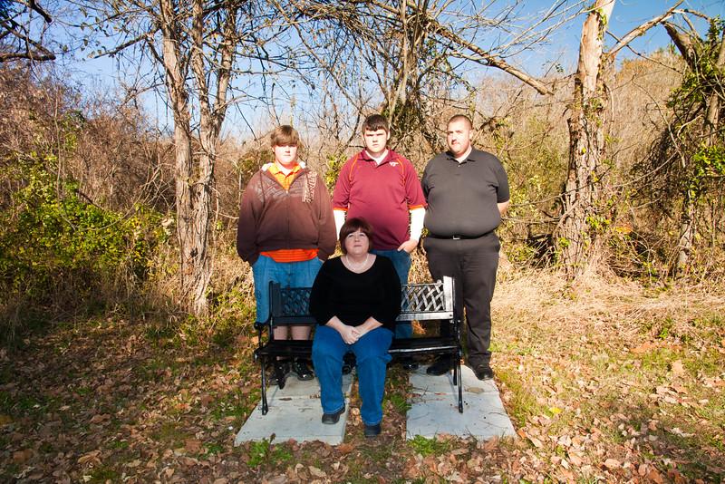Nixon Family November 2011