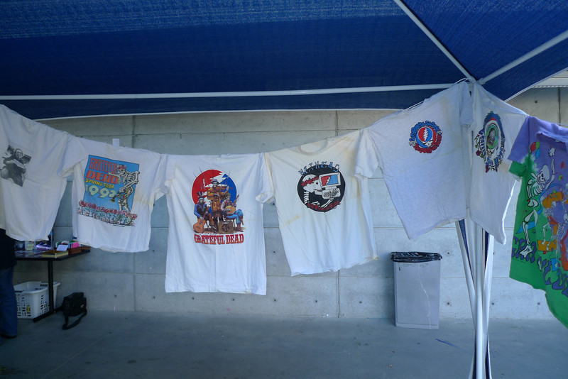 More Grateful Dead shirts