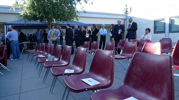 Memorial Gathering for Greg Kaiser, 7/24/09