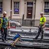 Tramline Workmen