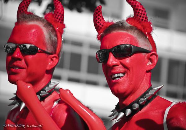 Horny Devils Maspalomas Gay Pride, Gran Canaria 2009