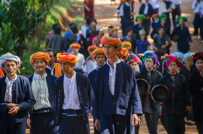 At the Taunggyi Festival