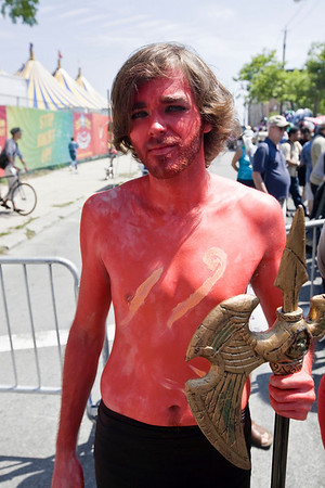 Mermaid Parade Coney Island June 2010