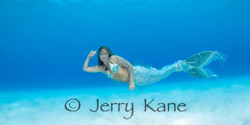 Kona Mermaid (Dana Marie) - Kua Bay, Big Island, Hawaii