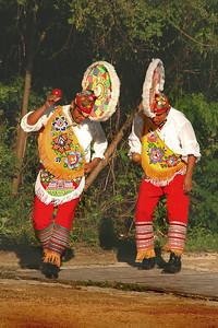 Voledores, Mexico