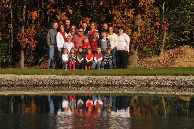 Meyer Family 10-27-2013