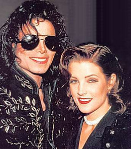 Married Lisa Marie Presley in La Vega, Dominican Republic, by Judge Hugo Francisco Alvarez Perez. Witnesses present were Thomas Keough and Eve Darling (Lisa Marie's ex-brother-in-law and his wife, ex-sister-in-law). [26 May 1994