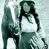 Mickey Poole's mother was a horse person