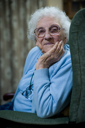 Happy 90th Birthday, Mum x