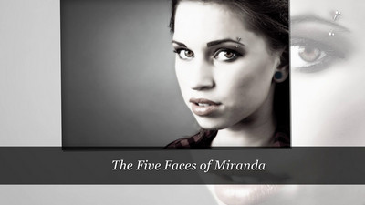 The Five Faces of Miranda B.