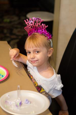 Miriam 3rd Birthday
