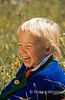 Model Released, 2 year old, girl, in a meadow, La Plata County, Colorado, USA, North America
