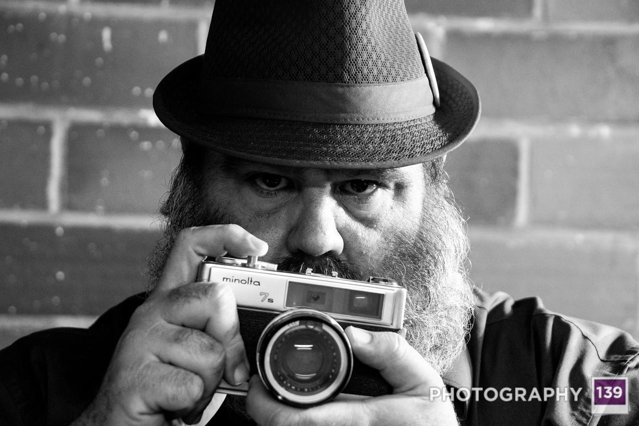 Bearded Camera