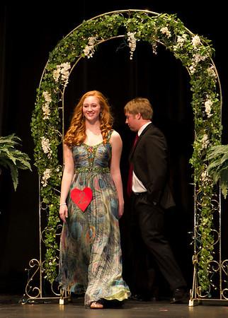 Miss Huntsville High 2011